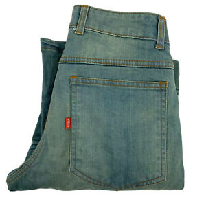 Force Riders Lined Straight Leg Jeans Size 30 W30 L30.5