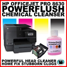 HP Officejet Pro 8630 STAMPANTE HEAD CLEANER-Printhead unblocker-STAMPA FIX