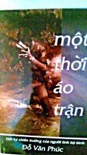 MỘT THỜI ÁO TRẬN  ( Vietnam Books )