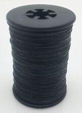 Black BCY 3D Serving Thread .017 120 Yard Jig Spool Bow String End Serving