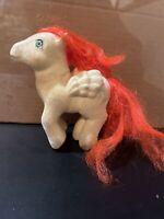 My Little Pony MLP G1 1986 So Soft Pegasus Pony Paradise