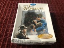 It's a Wonderful Life Giftset (Blu-ray + Bell Ornament) *Brand New Sealed*