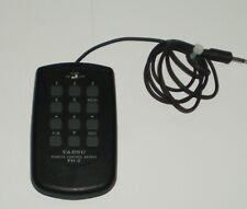 YAESU Remote Control Keypad Model: FH-2