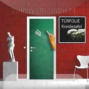 (EUR 5,63/m²) Türfolie 2,5 Meter x1,2 Meter TAFELFOLIE Grün Inkl.3 Stk.Kreide