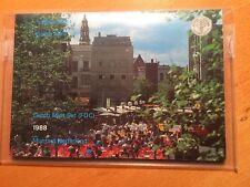Nederland FDC set 1988  Provincie mapje  Groningen