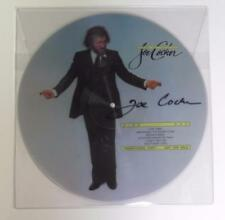 "JOE COCKER Signed ""Luxury You Can Afford"" Album Vinyl Record Picture Disc LP"