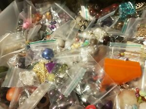 Huge Job Lot Jewellery Making/craft Beads Pearls charms. 35 different packs.