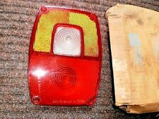 NOS 1967-76 Ford Pick up Truck F-100 Stepside Tailamp Tailight lens