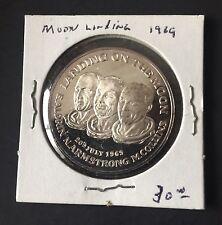 1969 Lunar Landing Medal