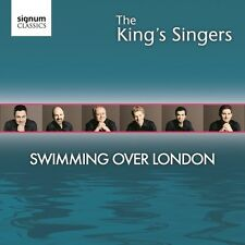 King's Singers - Swimming Over London [New CD]