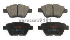 New! Volkswagen Jetta TRW Rear Disc Brake Pad Set TPC1456 5K0698451A