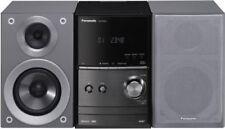 3676100 Panasonic Sc-pm602eg-s Micro Hifianlage Digitalradio mit DAB Silber (sc