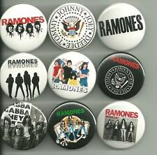 The Ramones 1.5 Inch Pin Button Badge 70's 80's Punk