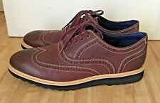 Cole Haan C11823 Mens Morris Wing Oxblood Oxford Shoes  11.5 M