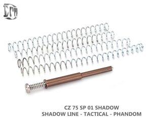 DPM Recoil Spring System CZ 75 SP 01 SHADOW PHANTOM TACTICAL SPORTTS ORANGE