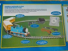 Bachmann 90068 Thomas With Annie And Clarabel Electric Train Set G Scale