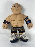 "WWE John Cena Cenation Plush Talking Wrestler Doll 2011 Brawlin Buddies 16"" Tall"