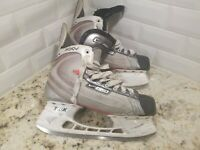 Men's NIKE BAUER VAPOR XXV ICE HOCKEY SKATES TUUK (skate 10.5D Shoe Size 12)