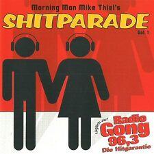 Radio Gong 96,3 - Morning si Mike Thiel's shitparade (la rossa) CD PERFETTO!