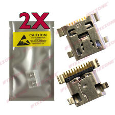 2 x New Micro USB Charging Port Charger Repair Part For T-MOBILE LG G3 D851 USA