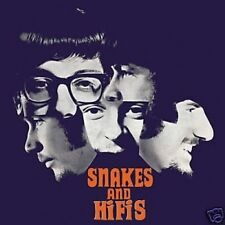 THE HI-FI'S - SNAKES AND HIFIS - BEAT / GARAGE