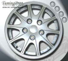 """Style #B005 14 Inches ABS Plastic Hubcap Wheel Cover Rim Skin Cover 14"""" Inch 4pc"""