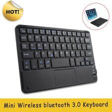 Portable Wireless Bluetooth 3.0 Keyboard and Touchpad for Android Windows Tablet