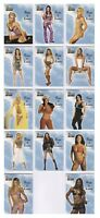 2003 Fleer WWE DIVAS HUGS & KISSES INSERT CARD : You pick the cards you want