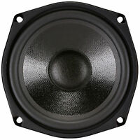 """NEW 5.25"""" Woofer Speaker.Home Audio.5-1/4.8ohm.Shielded Pin Cushion Driver.5"""""""