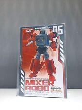 [W.H]MISB 20209 ACTION TOYS MACHINE ROBO - MR-05 Mixer Robo NEW IN STOCK