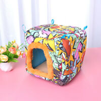 1Pcs Pet House Warm Indoor Outdoor Nest Sleeping Bed Pet Supply for Bird Parrot