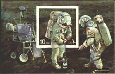 Fujeira Bloque 48b (edición completa) nuevo 1971 Apolo 14