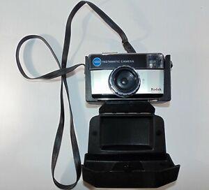 1970s Kodak 155 x Instamatic 126 Film Camera Made in England Cased