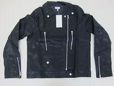 Tobi Elida Moto Jacket - Womens Medium - Black - NWT