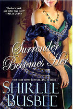 Surrender Becomes Her-ExLibrary