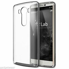 Silver Mobile Phone Fitted Cases/Skins for LG