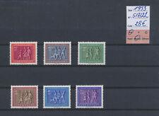 LM80882 Luxembourg 1953 caritas fine lot MNH cv 28 EUR