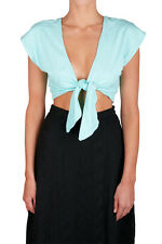 KOOKAI REVERSIBLE TIE TOP SEASPRAY    BNWT SZ 1   FREE POST (C7) SOLD OUT