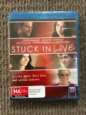 Stuck In Love - Greg Kinnear (Blu-ray, 2013) NEVER PLAYED & SEALED