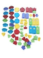 Vtech Toot Toot Drivers Extra Track Road Bundle - 65 Pieces