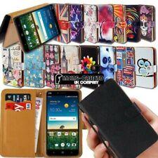 Per ZTE Blade A Serie Smartphone Pelle Portafoglio Stand Magnetico Custodia Flip