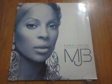 Mary J. Blige - Breakthrough LP vinyl record sealed NEW RARE OOP