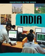 India (Countries in the News)-ExLibrary