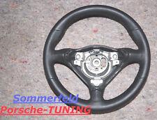 Porsche 986 996 3 Speichen Lederlenkrad schwarz  steering wheel 996.347.804.54