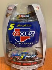 #5 MARK MARTIN CARQUEST CHEVY COT 2010 HOOD SERIES WINNERS CIRCLE 1:64 Collector