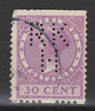 R15 Roltanding 15 PERFIN RKH used Nederland Netherlands syncopated