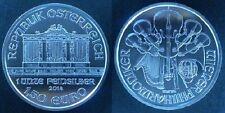 Año 2014.1,50 Euro. Plata 1 onza Troy. Peso 31,10 gr. Ley 999/1000. FILARMONICA