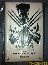 In Stock! Hot Toys Marvel Sideshow X-MEN 1/6 The Wolverine Samurai Hugh Jackson