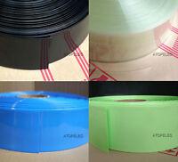 300MM Wide Φ191MM PVC Heat Shrink Tubing Battery Wrap