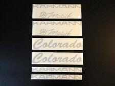 T4 Karmann Colorado Sticker Kit 6 Piece